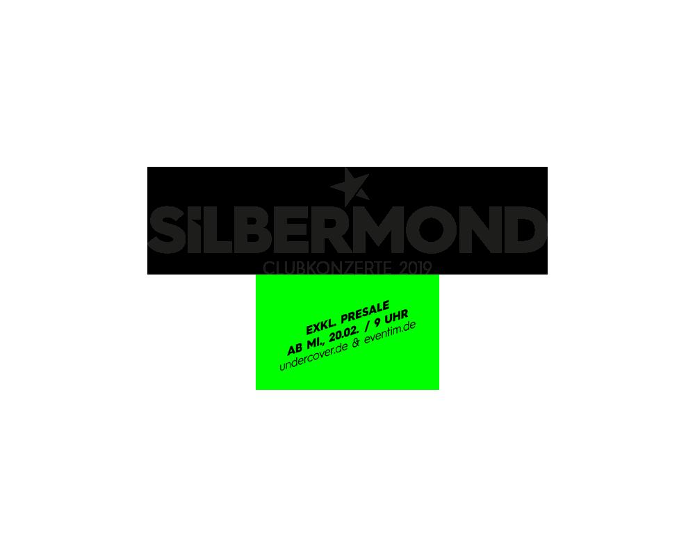 Silbermond-Clubkonzerte 2019